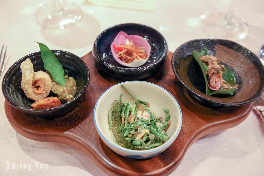 曼谷文華東方酒店晚餐Sala Rim Naam
