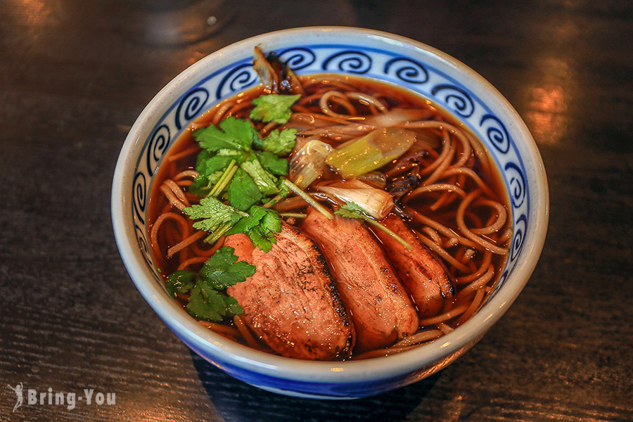 【中輕井澤餐廳推薦】川上庵:長野必吃特色蕎麥麵、榆樹小鎮中餐好選擇