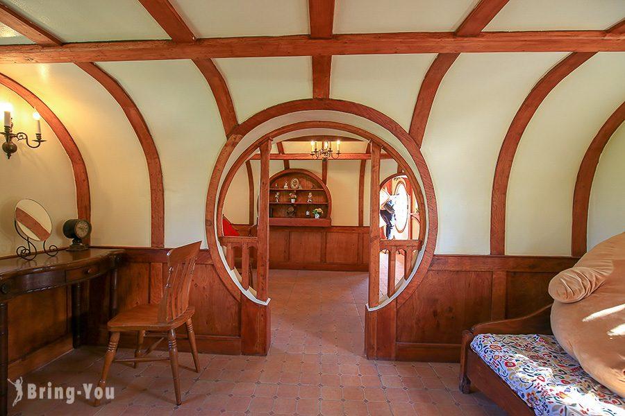 考艾哈比人之家(Hobbit House)