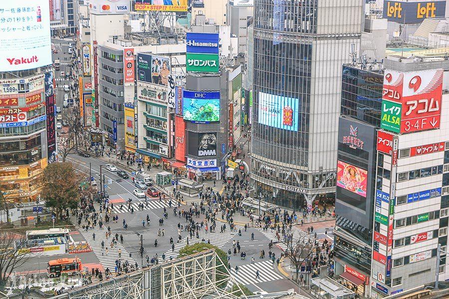 澀谷 Shibuya Scramble Square