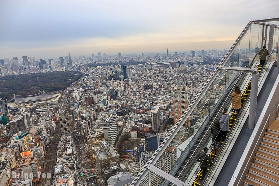 SHIBUYA SKY 觀景台