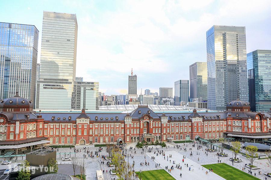 東京車站附近