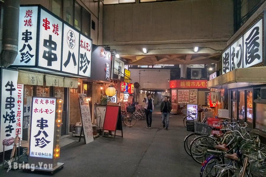 【大阪鶴橋】日本最大韓國城:鶴橋商店街、林志玲也吃的韓式燒肉「大倉燒肉」