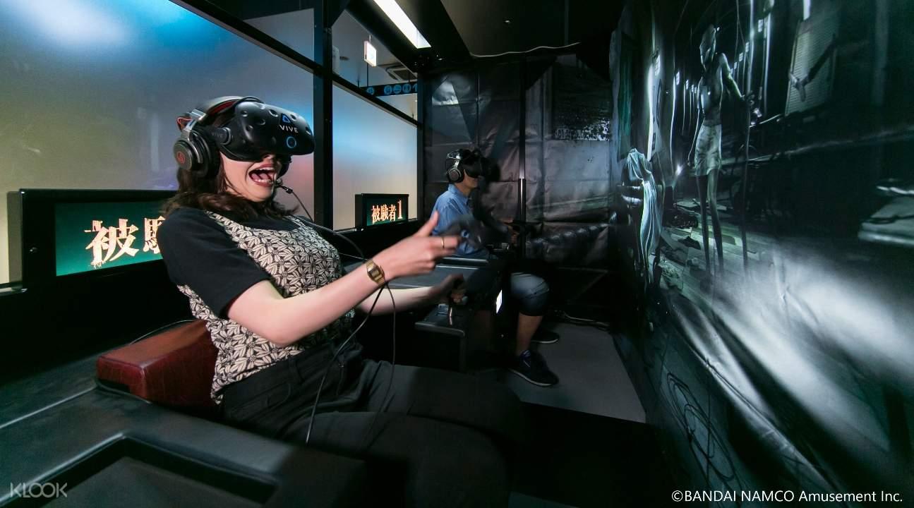 東京VR體驗