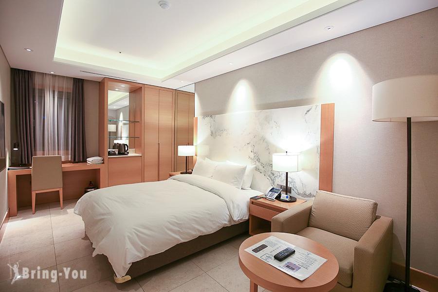 【釜山西面站住宿】阿班飯店(Arban Hotel):平價質感韓風旅館推薦