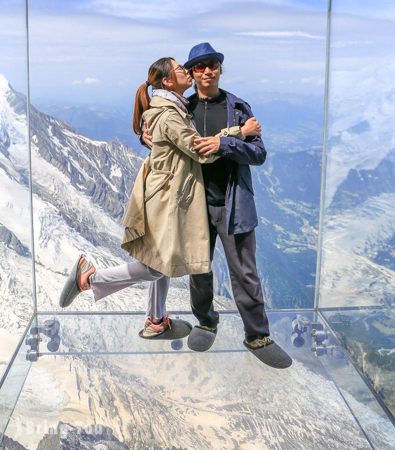 南針峰玻璃屋觀景台
