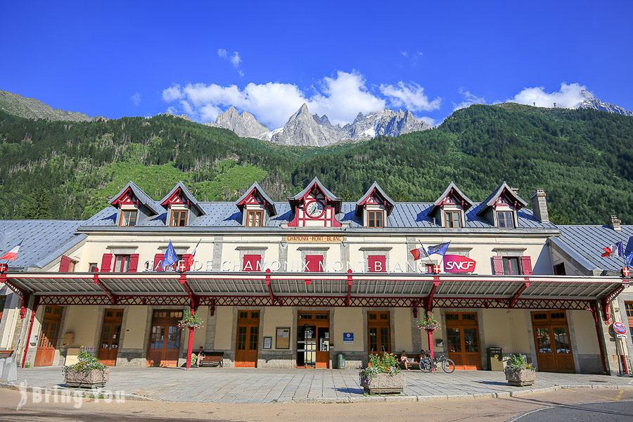 法國霞慕尼Chamonix