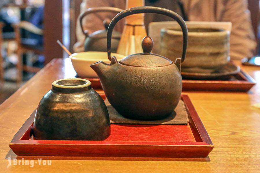 神樂坂 茶寮 本店
