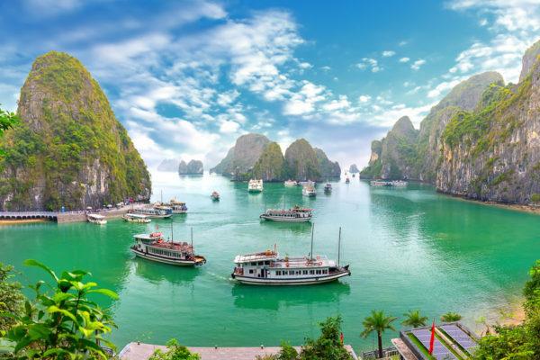 【越南自由行攻略】如何安排越南行程,越南景點介紹:北、中、南越應