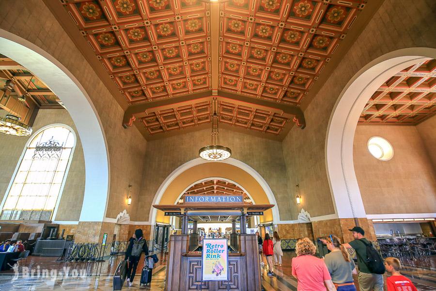 洛杉磯聯合車站