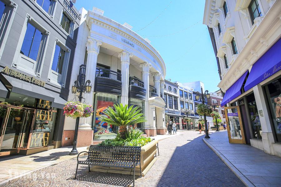 【洛杉磯】比佛利山&羅迪歐大道景點攻略:好萊塢明星豪宅巡禮