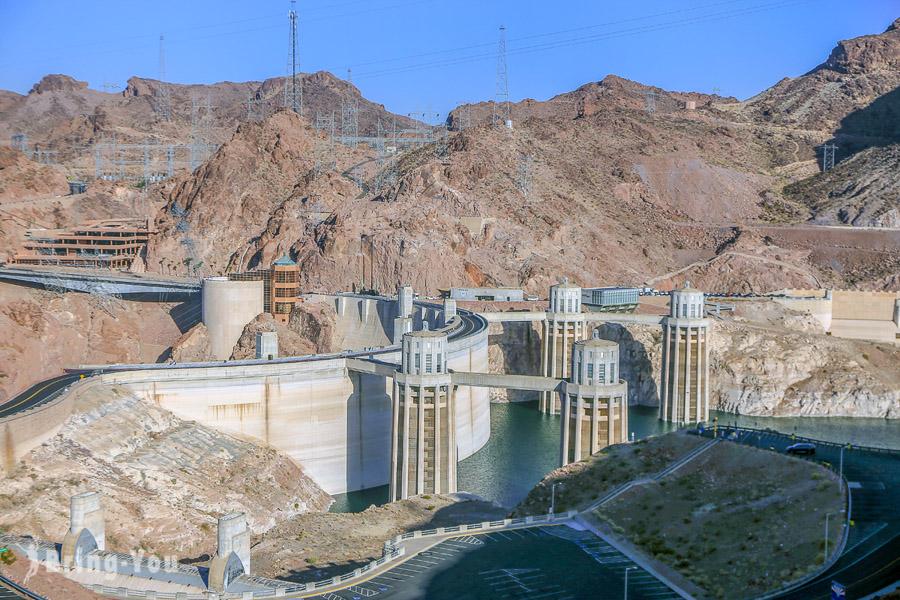 【內華達州】胡佛水壩 Hoover Dam:美國最大水壩與電影《變形金剛》場景