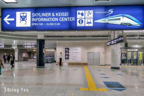 【成田機場到東京市區交通方式攻略】 JR NEX成田特快/京成S