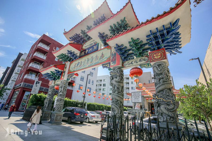 洛杉磯中國城