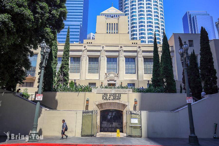 洛杉磯中央圖書館