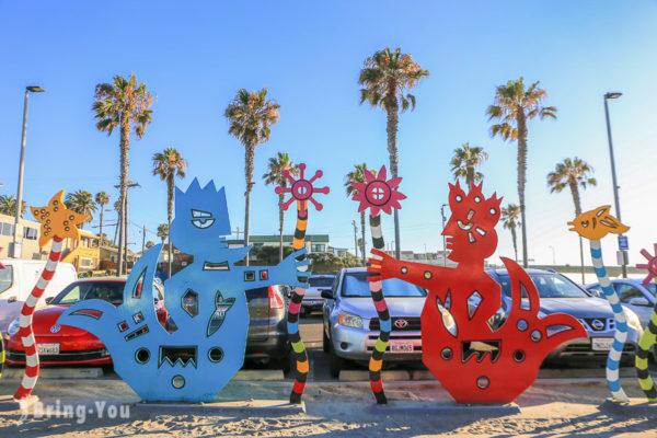 【聖地牙哥】南加州寵物友善海灘:Ocean Beach、Dog