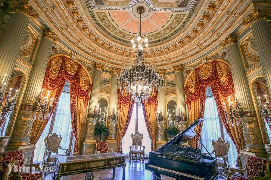 【羅德島州】聽濤山莊 The Breakers:美國億萬富豪的度假別墅,The Newport mansions 豪宅巡禮