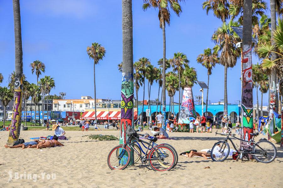 威尼斯海灘 Venice Beach