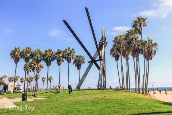 【加州海灘推薦】威尼斯海灘 Venice Beach:LA年輕人