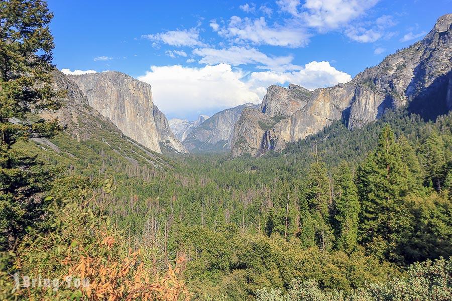 【加州】優勝美地國家公園一日遊攻略:美國最經典人間仙境風電腦桌布