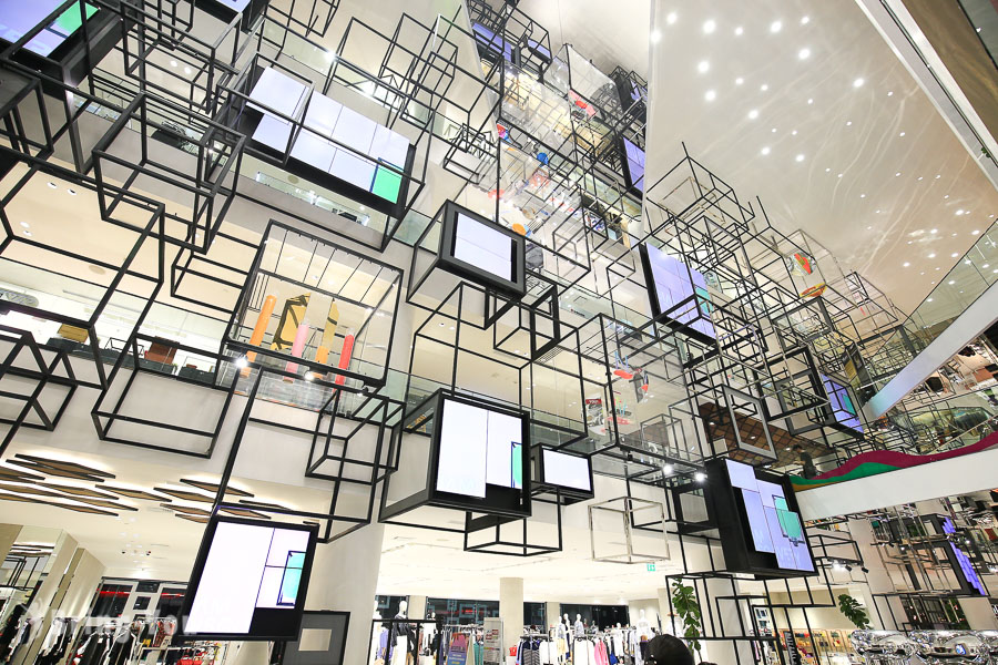 【曼谷逛街】BTS Siam站,暹羅商圈百貨公司購物商場、美食餐廳全攻略