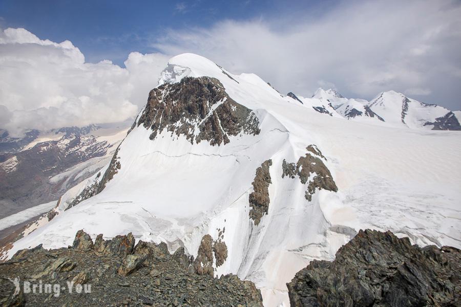 【瑞士策馬特】馬特洪峰冰川天堂景觀台,歐洲最高纜車站交通&山頂設施介紹