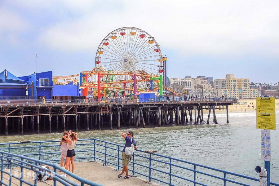 聖塔摩尼卡 Santa Monica