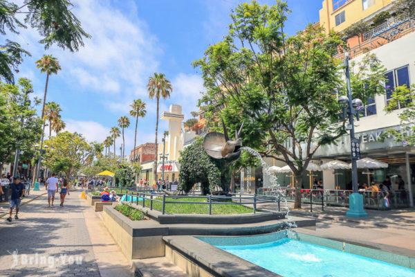 【聖塔摩尼卡景點】來去Santa Monica體驗加州陽光沙灘,
