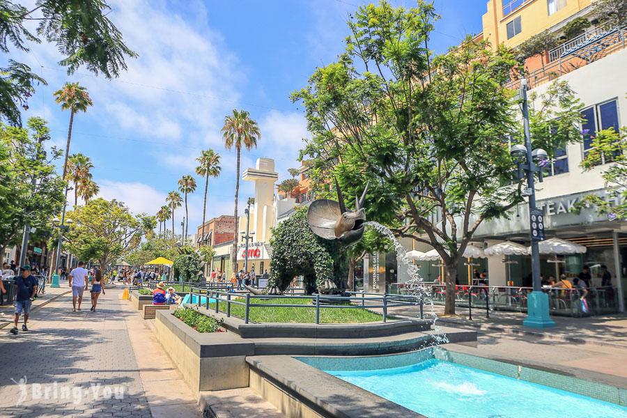 【聖塔摩尼卡景點】來去Santa Monica體驗加州陽光沙灘,太平洋公園、66 號公路終點介紹