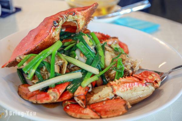【新加坡美食推薦】無招牌海鮮怡豐城店:進聖淘沙前必吃胡椒螃蟹