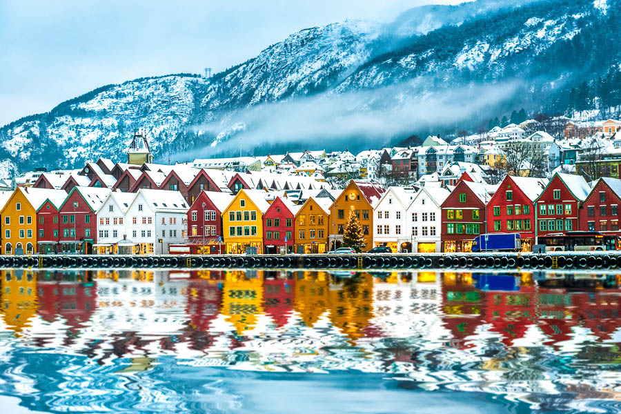 此生必去歐洲小鎮