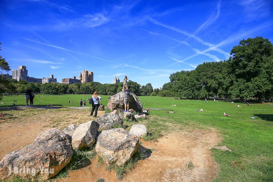 【紐約上東城】中央公園一日遊散步路線 & 附近景點、住宿攻略