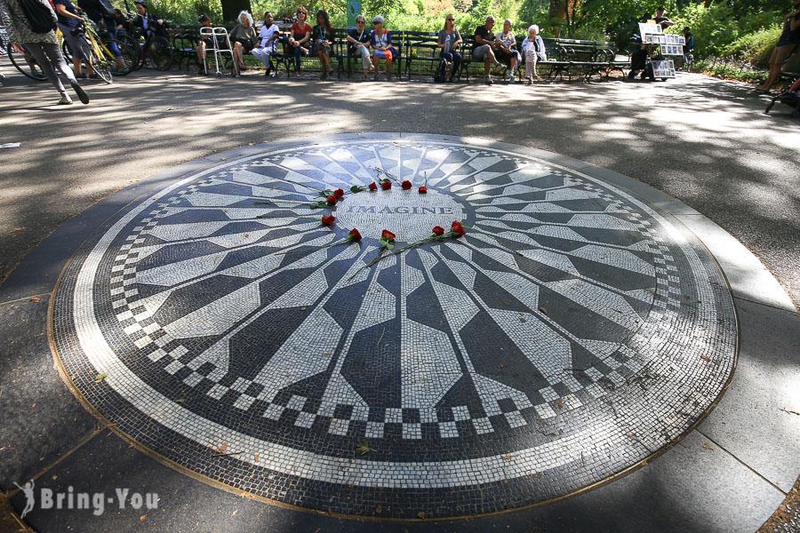 紐約中央公園景點