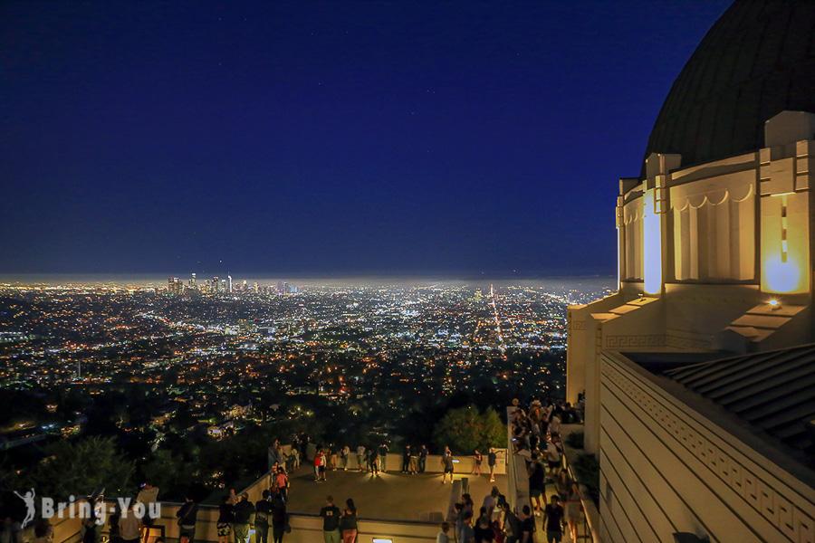 格里斐斯天文台 Griffith Observatory