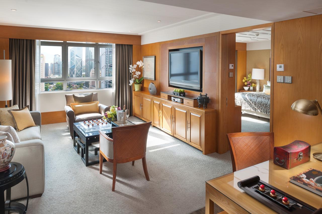 香港酒店Staycation