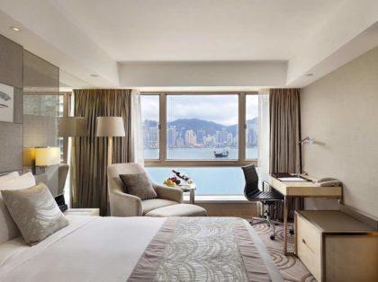 【香港酒店Staycation】香港五星級飯店宅度假住宿方案:餐飲優惠推介、延遲退房、包早餐、米其林餐點、接送、SPA等服務