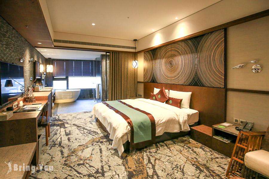 【台北住宿】阿樹國際酒店arTree Hotel:台北小巨蛋站旁凱撒旗下品牌,森林風設計飯店入住評價