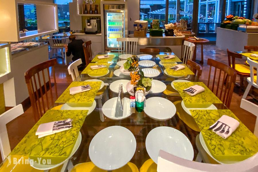 台北 W Hotel 廚桌餐廳 The Kitchen Table 自助餐