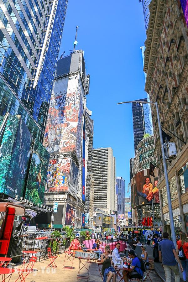紐約時代廣場 Times Square