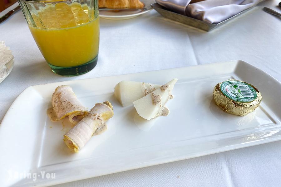 馥蘭朵烏來渡假酒店SOYAN首漾餐廳早餐
