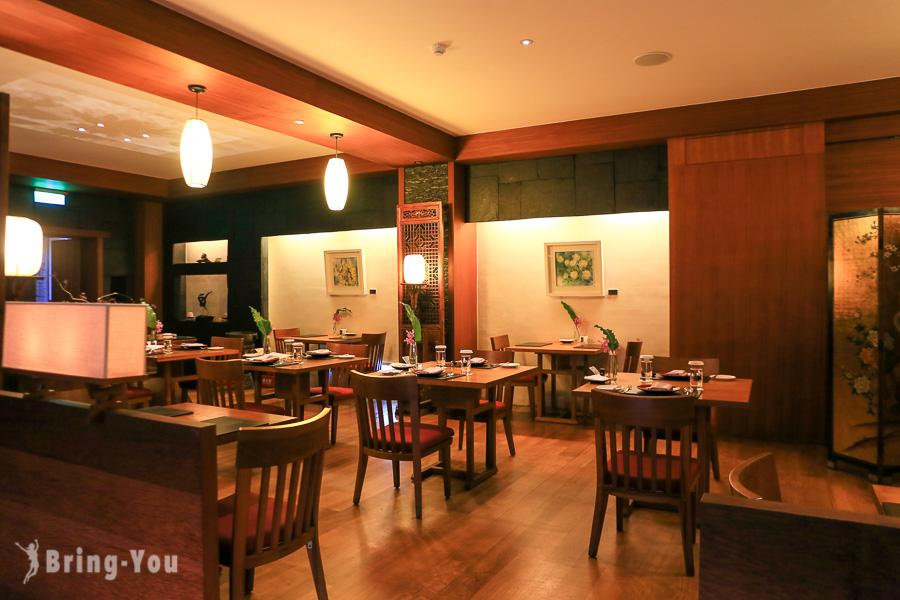 馥蘭朵烏來渡假酒店義式晚餐