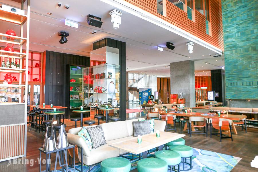 台北W飯店Woobar酒吧