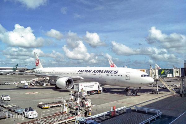 【飛行紀錄】JAL 日本航空商務艙:台北 - 東京成田 - 洛杉