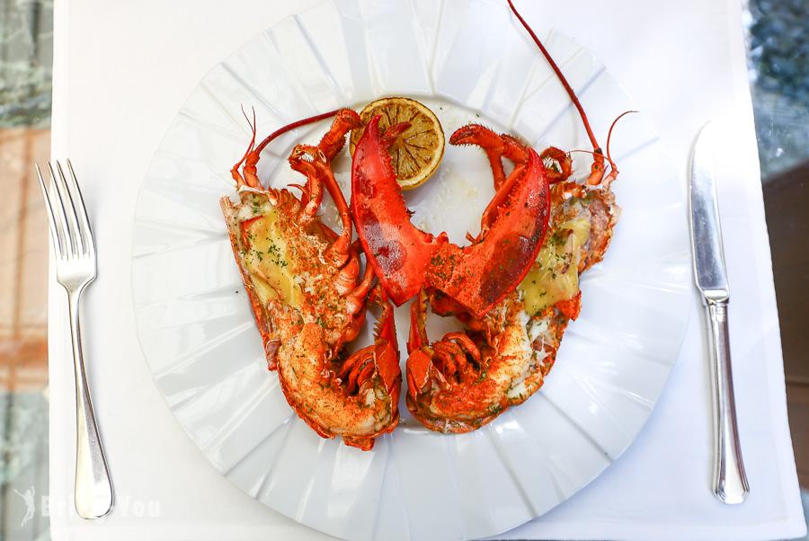 西華飯店 TOSCANA義大利餐廳