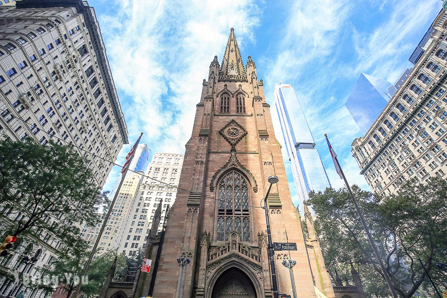 紐約華爾街