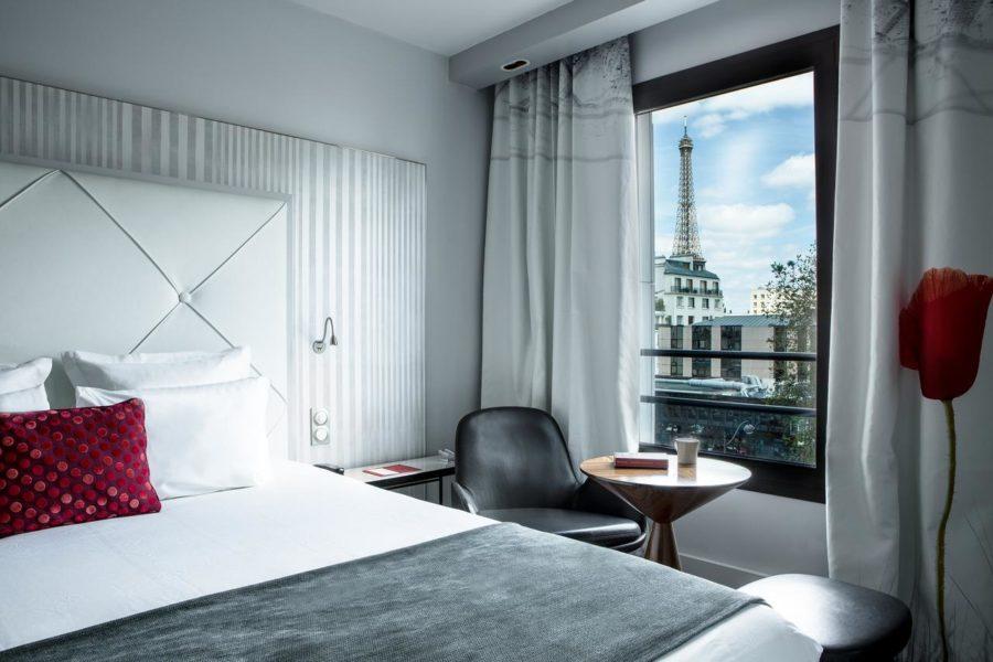 巴黎飯店推薦