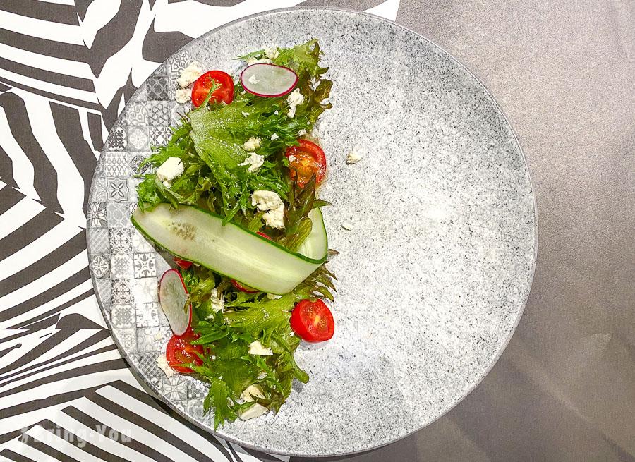 台中大毅老爺行旅餐廳|ZEBRA義式餐廳:義式料理晚餐&自助早餐分享