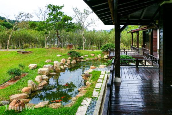 築樂日式庭園餐廳|南投埔里日本園林風情新景點,怎麼去、推薦菜單、