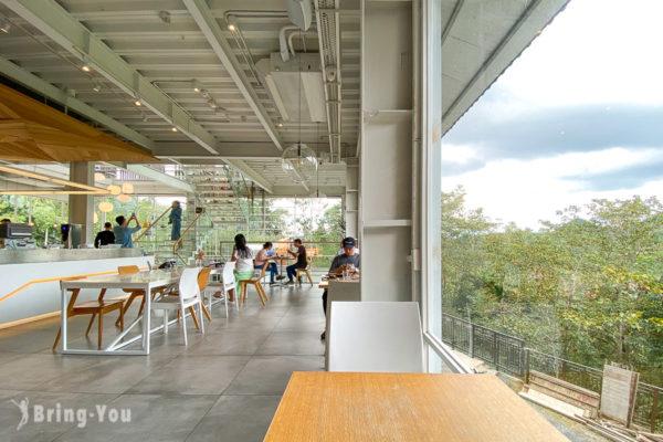 蠻荒咖啡|日月潭山唯美玻璃屋咖啡廳,最新南投魚池熱門IG打卡拍照