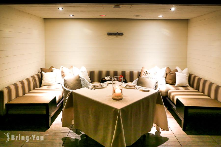 雲月舫|南投日月潭雲品溫泉酒店頂樓Sky Lounge湖景餐廳推薦,烤龍蝦好好吃!